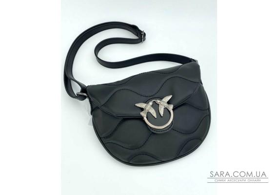 Женская сумка «Джасти» черная WeLassie