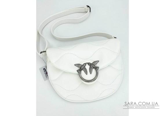 Женская сумка «Джасти» белая WeLassie