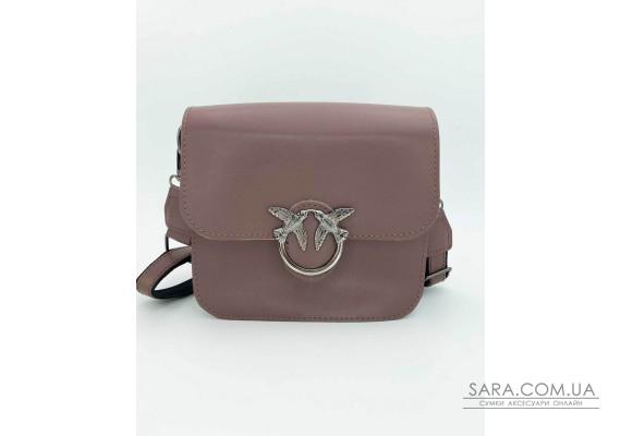 Женская сумка «Айда» лиловая WeLassie