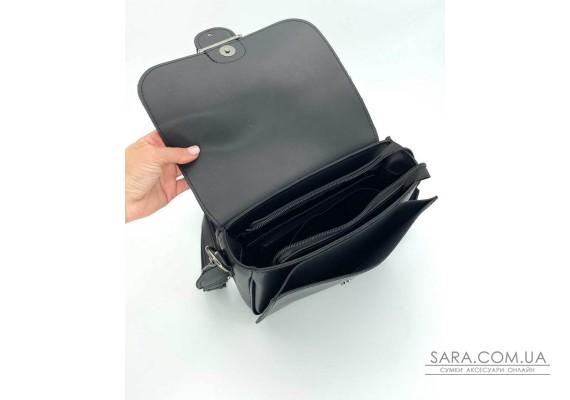 Женская сумка «Айда» черная WeLassie