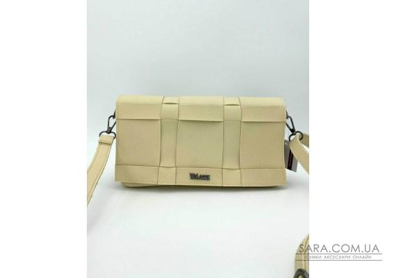 Женская сумка «Ирма» молочная WeLassie