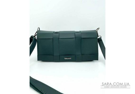 Жіноча сумка «Ірма» зелена WeLassie