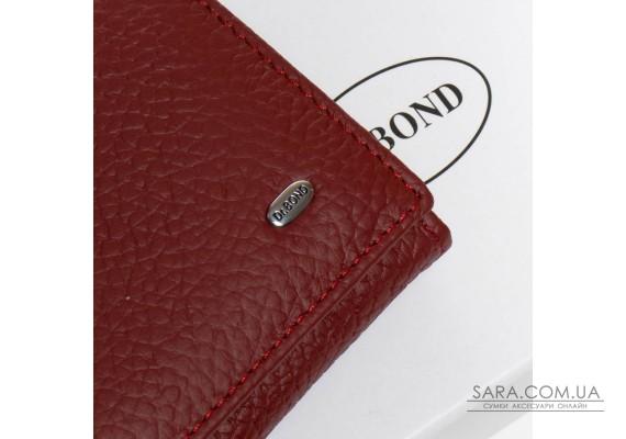 Кошелек Classic кожа DR. BOND W501-2 red Podium
