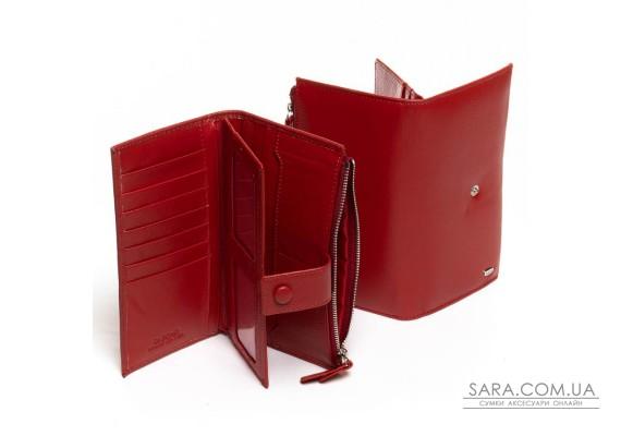 Кошелек Classic кожа DR. BOND WMB-1 red Podium