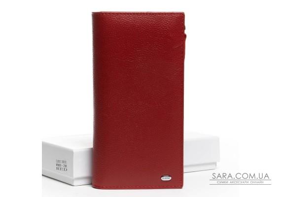 Кошелек Classic кожа DR. BOND WMB-3M red Podium