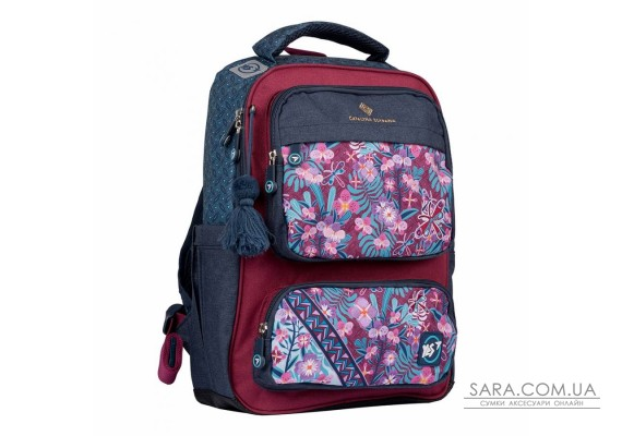 "Рюкзак шкільний YES TS-62 ""Catalina Estrada.Pattern"""
