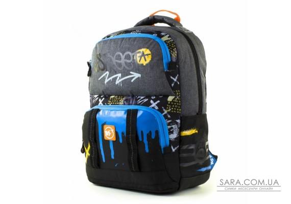 "Рюкзак школьный YES S-30 Juno X  ""Graffiti"" Street (558142)"