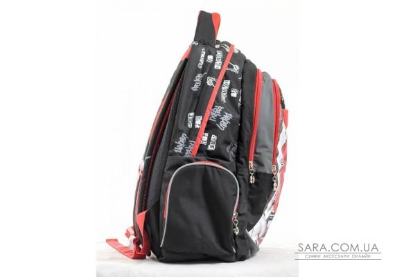 """Рюкзак для підлітків YES  L-12 """"WINX COUTURE"""", 36*28*12см (552302)"""