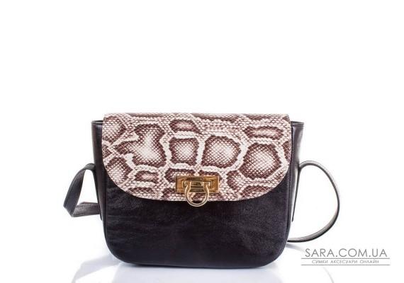 Жіночий дизайнерський шкіряна сумка GURIANOFF STUDIO GG1401-10