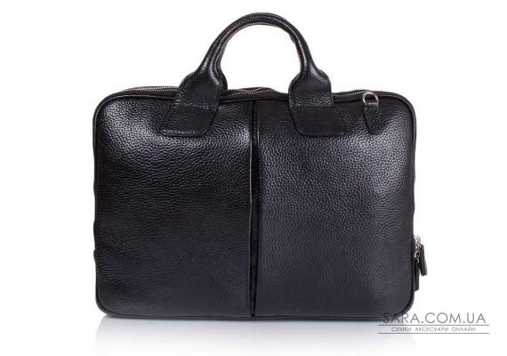 Портфель чоловічий шкіряний DESISAN SHI052-011-2FL