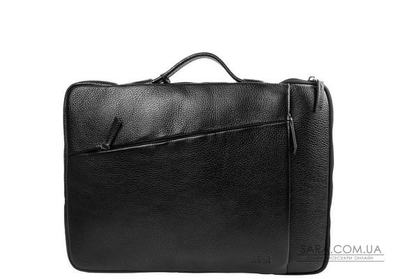Шкіряний чоловічий портфель BOND SHI1419-281