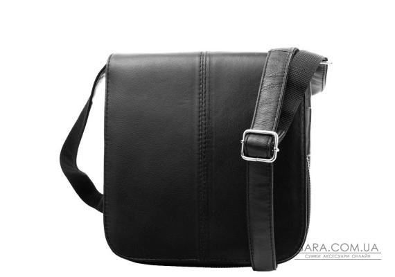Мужская кожаная сумка-почтальонка TUNONA (ТУНОНА) SK2462-2