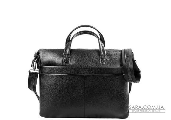 Чоловіча шкіряна сумка DESISAN SHI1335-01