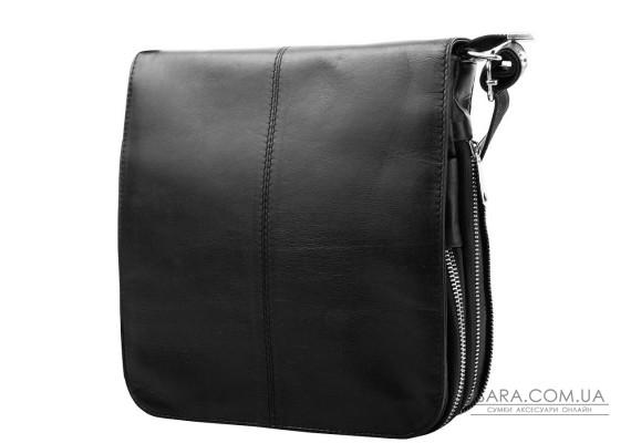 Мужская кожаная сумка-почтальонка TUNONA (ТУНОНА) SK2463-2
