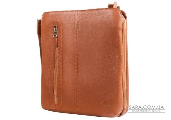 Чоловіча шкіряна сумка-планшет GRASS SHI-864-16