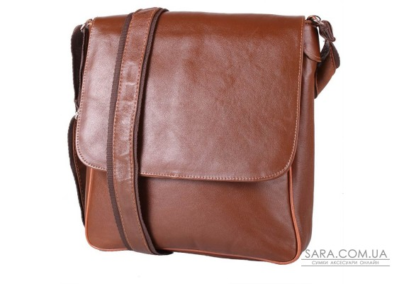 Мужская кожаная сумка-почтальонка TUNONA (ТУНОНА) SK2425-10