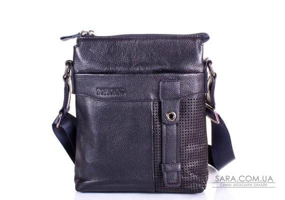 Чоловіча шкіряна сумка-планшет TOFIONNO TU619-209-blue