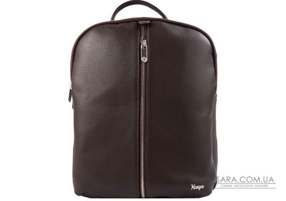 Женский кожаный рюкзак KARYA SHI6004-39