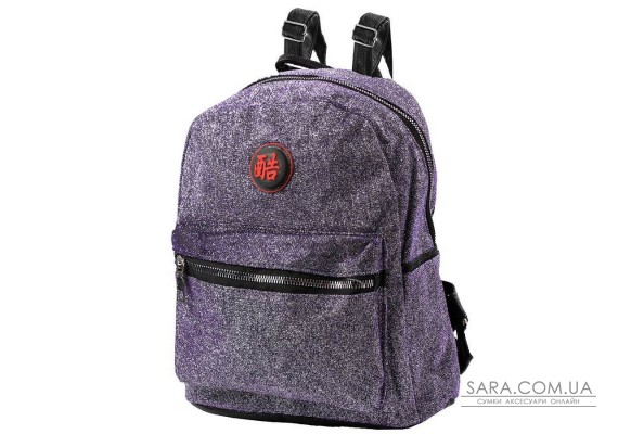 Женский рюкзак с блестками  VALIRIA FASHION 4DETBI90011-7