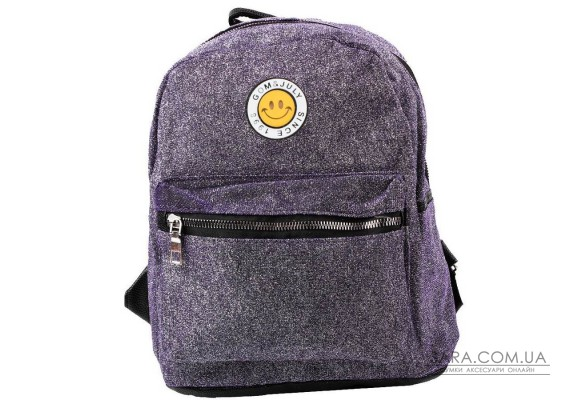 Женский рюкзак с блестками VALIRIA FASHION 4DETBI9009-7