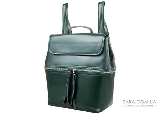 Женский кожаный рюкзак VALIRIA FASHION DETAQ271-4