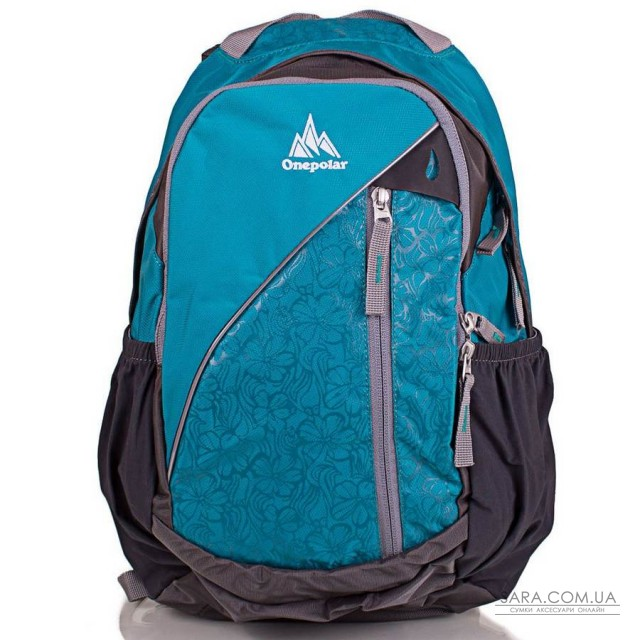 Жіночий рюкзак ONEPOLAR W1958-biruza