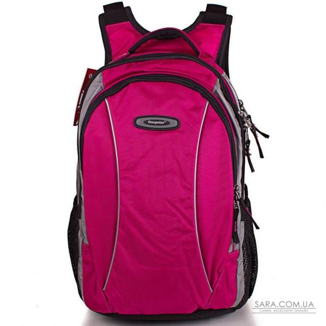 Жіночий рюкзак ONEPOLAR (ВАНПОЛАР) W1371-rose