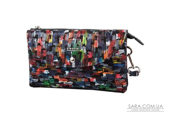 Женская кожаная мини-сумка KARYA SHI2191-734