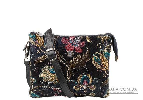 Женская кожаная мини-сумка KARYA SHI0832-415