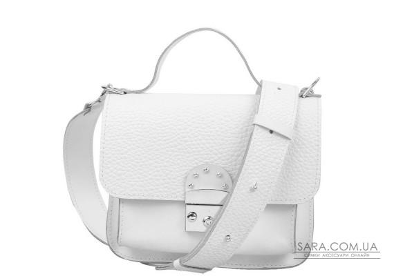 Сумка жіноча шкіряна ETERNO AN-KK152-white