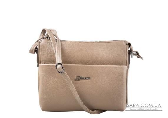 Жіноча шкіряна сумка DESISAN (ДЕСІСАН) SHI3015-283