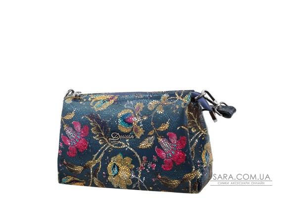 Жіноча шкіряна сумка DESISAN SHI3017-415
