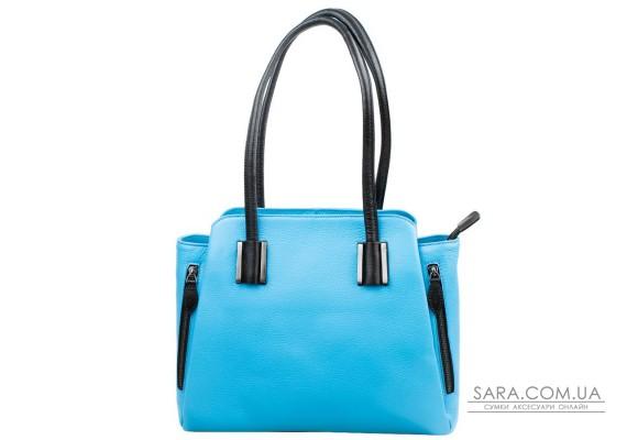 Жіноча шкіряна сумка DESISAN SHI-7132-376