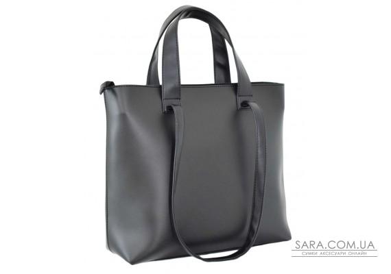 690 сумка черная Lucherino