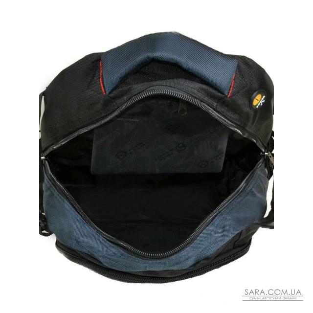 Рюкзак Городской нейлон Power In Eavas 9612 black-blue дешево.