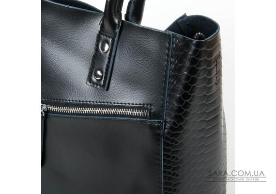 Сумка Женская Классическая кожа ALEX RAI 05-01 8713-12 black