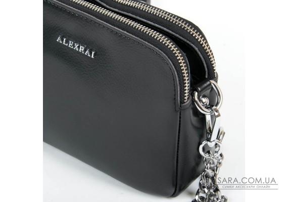 Сумка Жіноча Класична шкіра ALEX RAI 05-01 8701 black