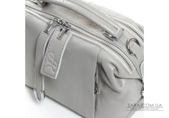 Сумка Жіноча Класична шкіра ALEX RAI 07-03 8762-9 light-grey