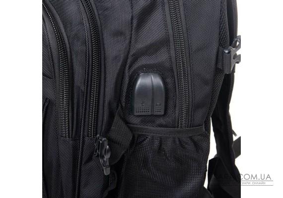 Рюкзак Міський нейлон Power In Eavas 7874 black