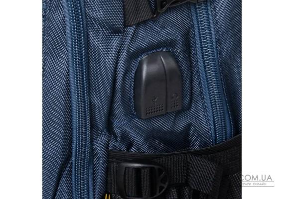 Рюкзак Міський нейлон Power In Eavas 9607 blue