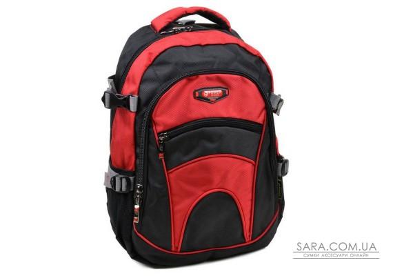 Рюкзак Городской нейлон Power In Eavas 9609 red