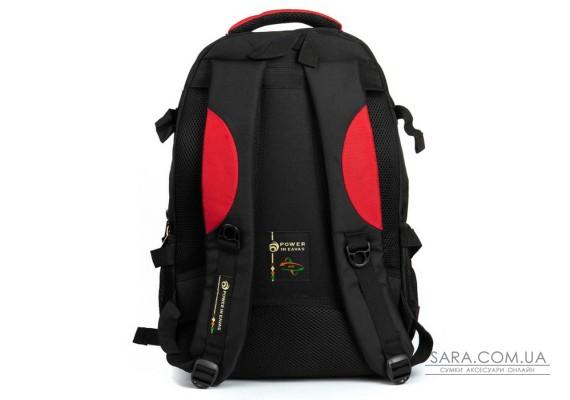 Рюкзак Городской нейлон Power In Eavas 9606 red
