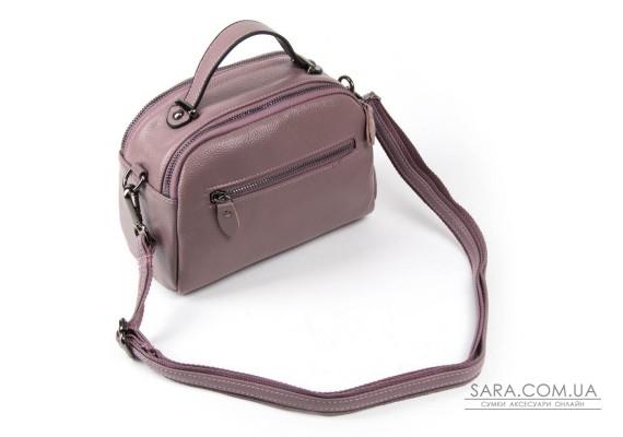 Сумка Жіноча Клатч шкіра ALEX RAI 1-02 2906-3 purple