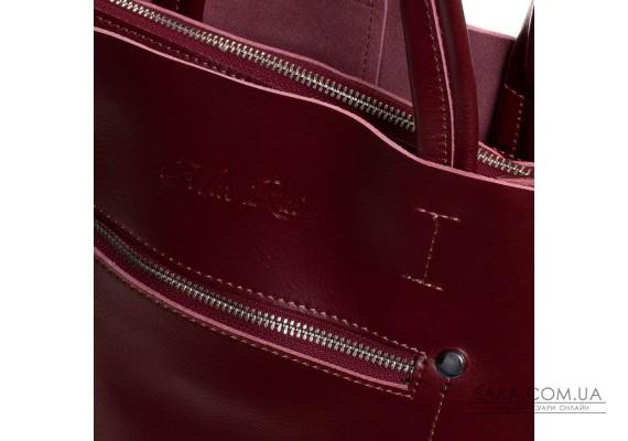 Сумка Жіноча Класична шкіра ALEX RAI 07-03 8773 light-red