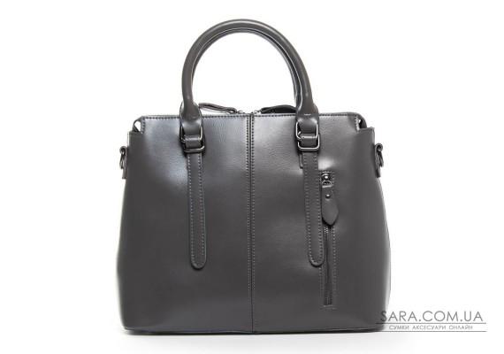 Сумка Женская Классическая кожа ALEX RAI 05-01 330 grey