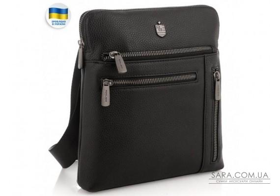 Чоловіча шкіряна сумка, месенджер Royal Bag RB2970141