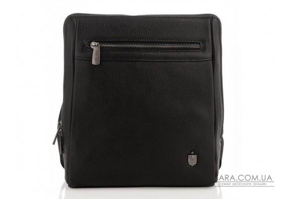 Чоловічий чорний месенджер Royal Bag RB2970081