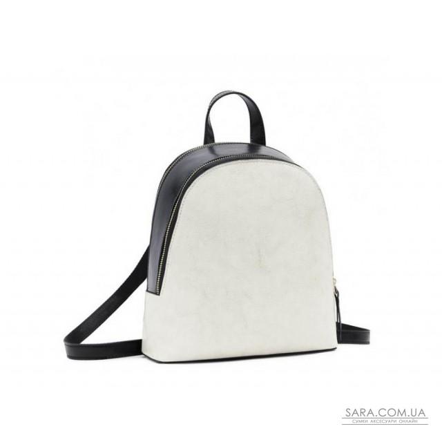 Рюкзак двухцветный Olivia Leather F-S-Y01-7005W недорого