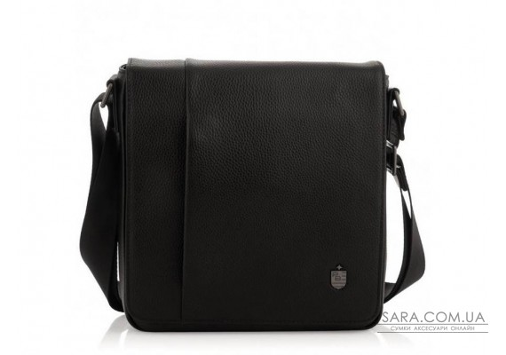 Чоловіча шкіряна сумка через плече месенджер Royal Bag RB2970011
