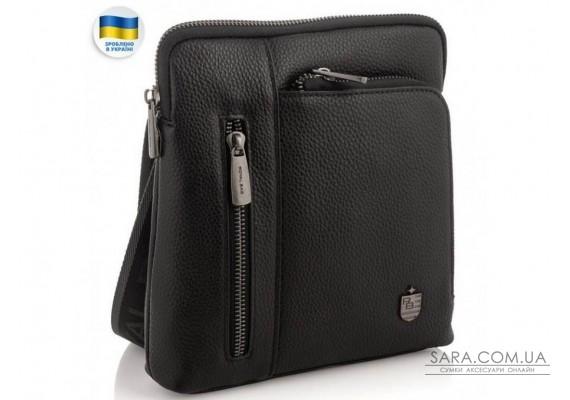 Чоловіча шкіряна сумка, месенджер Royal Bag RB2970091